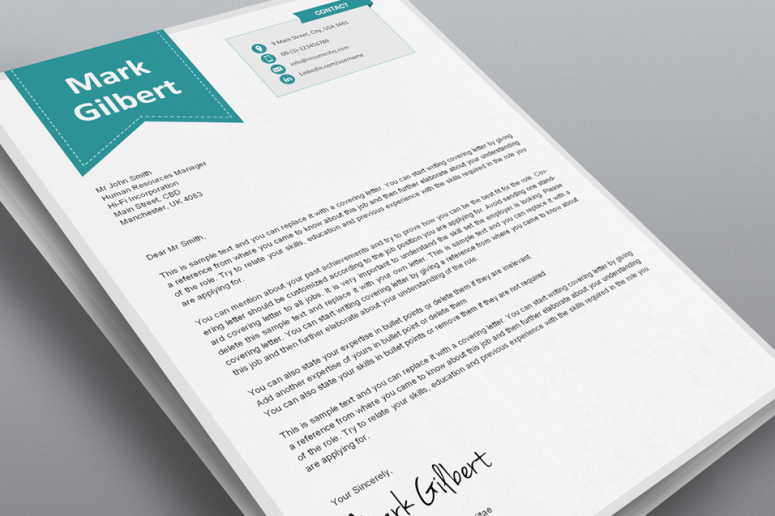 Kinetic - Designer Resume Template Pack - ResumesHQ.com