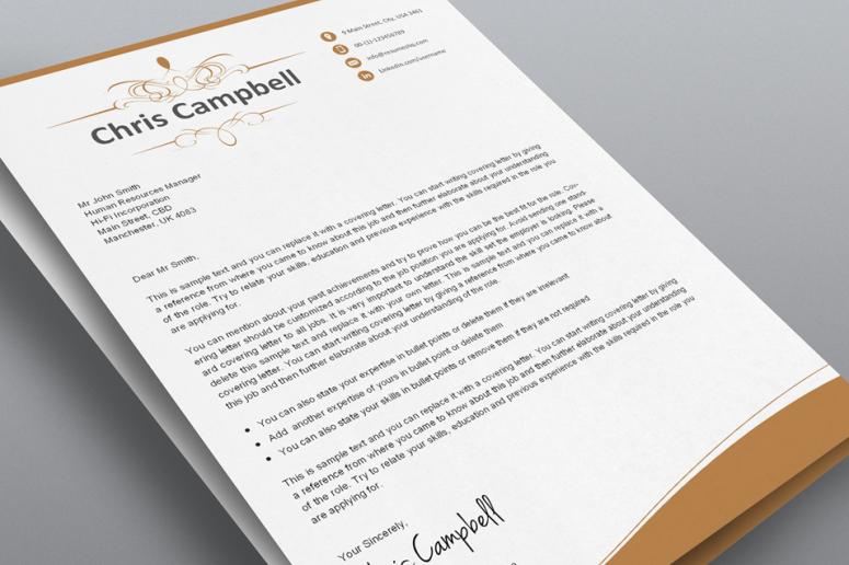 Luxurious - Designer Resume Template Pack - ResumesHQ.com